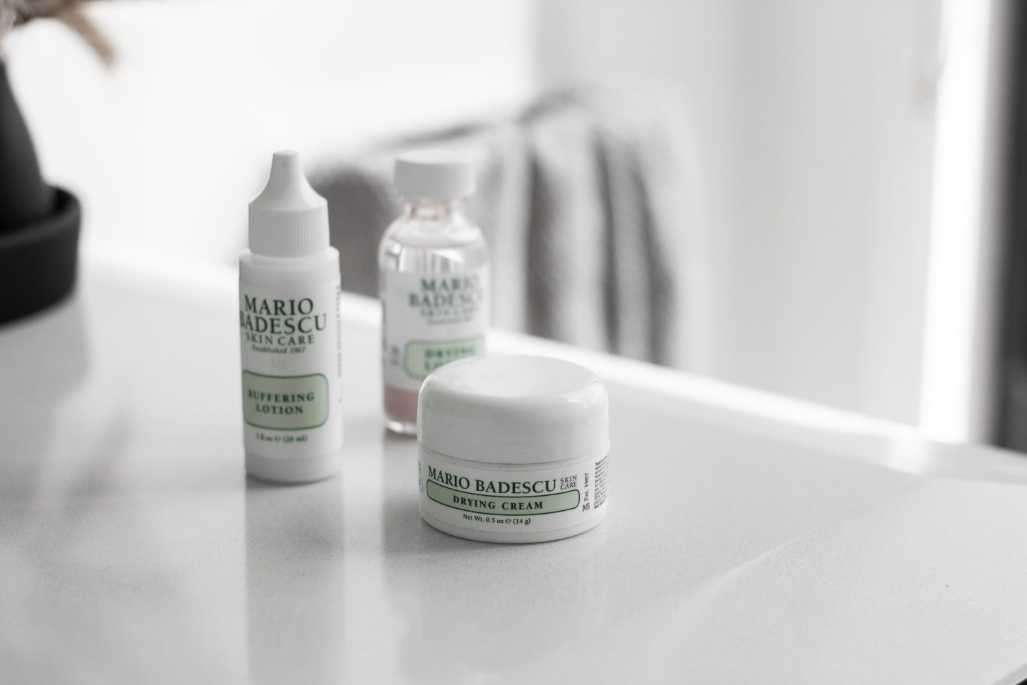 The skin clearing trio I cannot live without